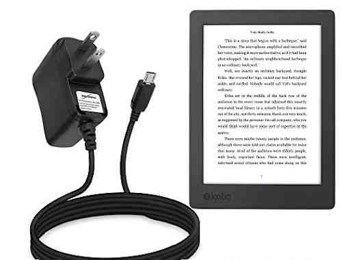 How to charge a Kobo